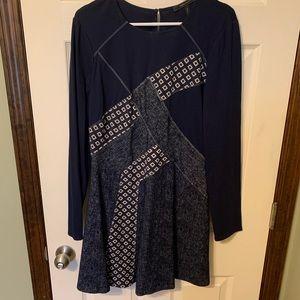 Beautiful flared dress EUC